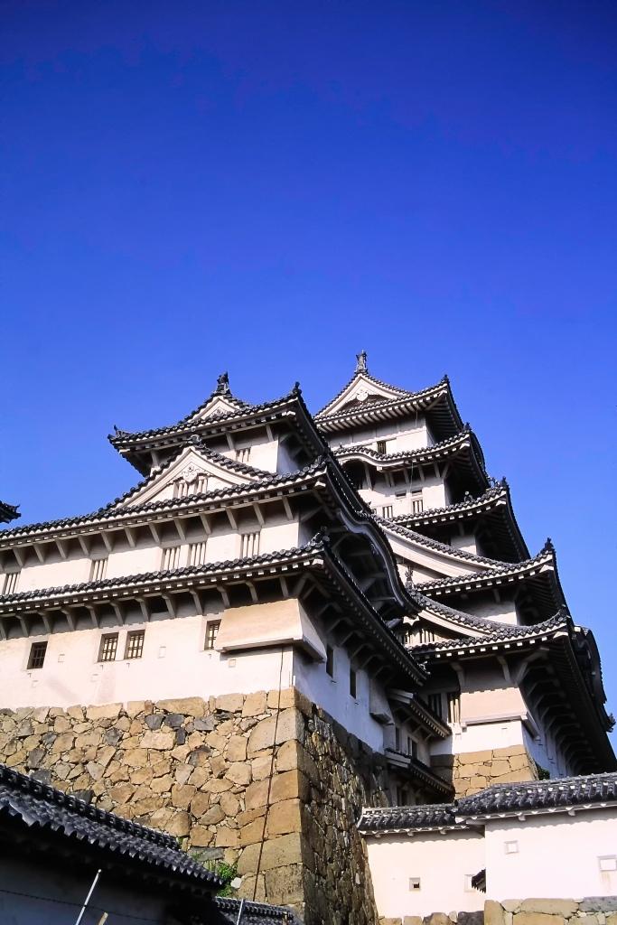 Castle at Himeji