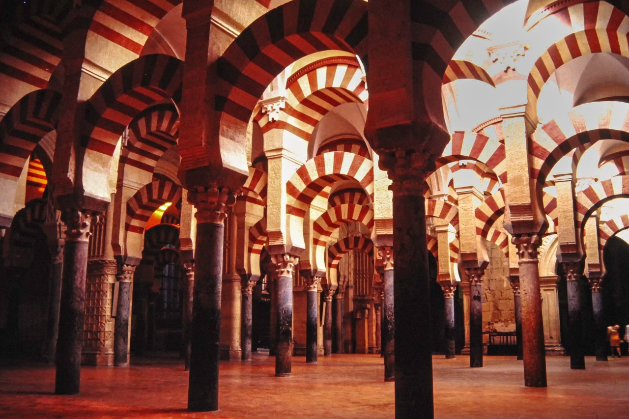 The Arches of Cordoba