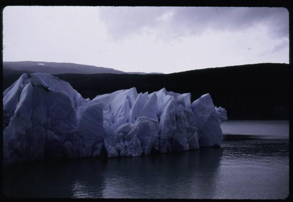 Grey Lake, Chile
