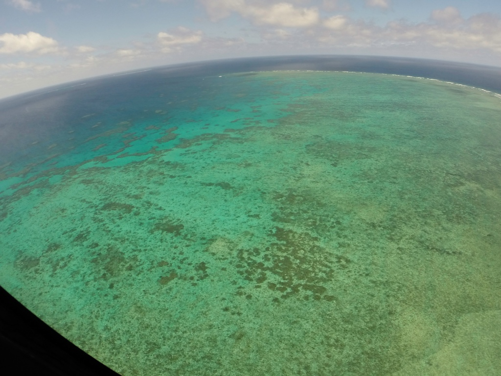 Barrier Reef Heli