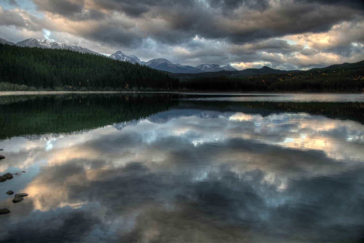 Patricia Lake Sunrise