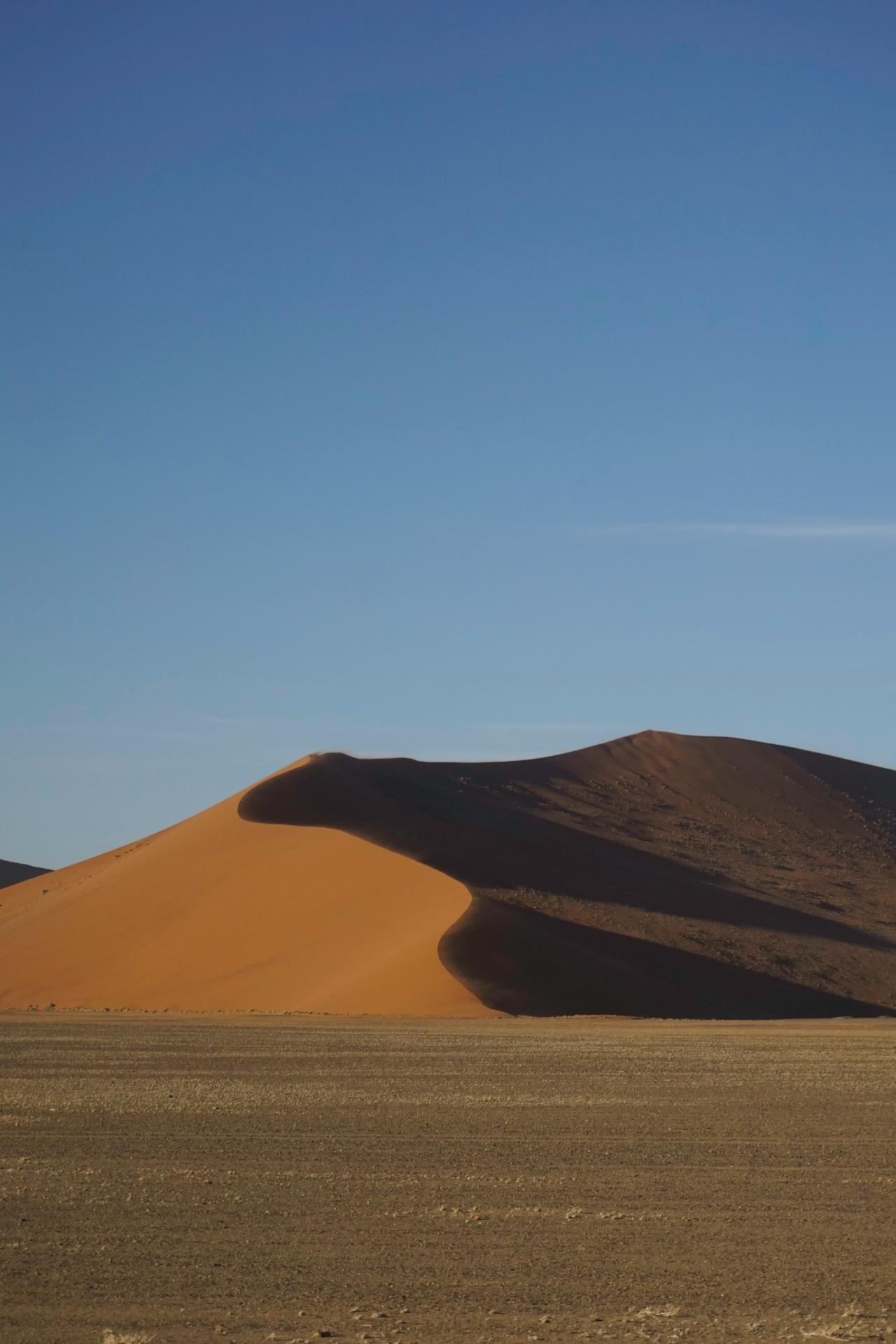 Namibian Curves