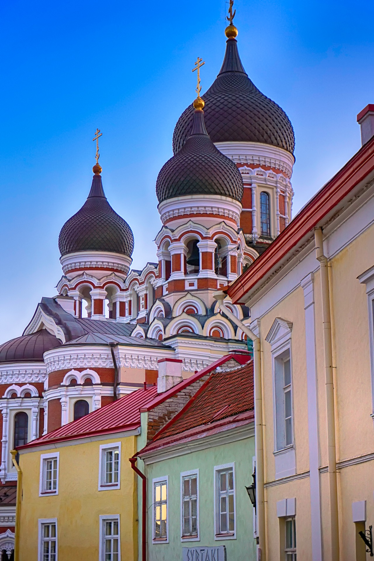 Russian Orthodox Church – Tallinn